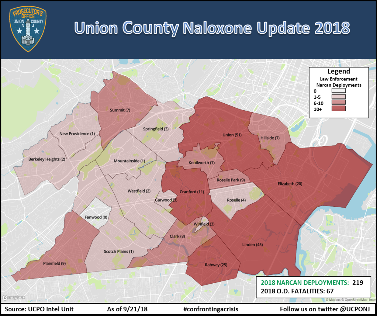 Union County Prosecutor's Office – County of Union, New Jersey