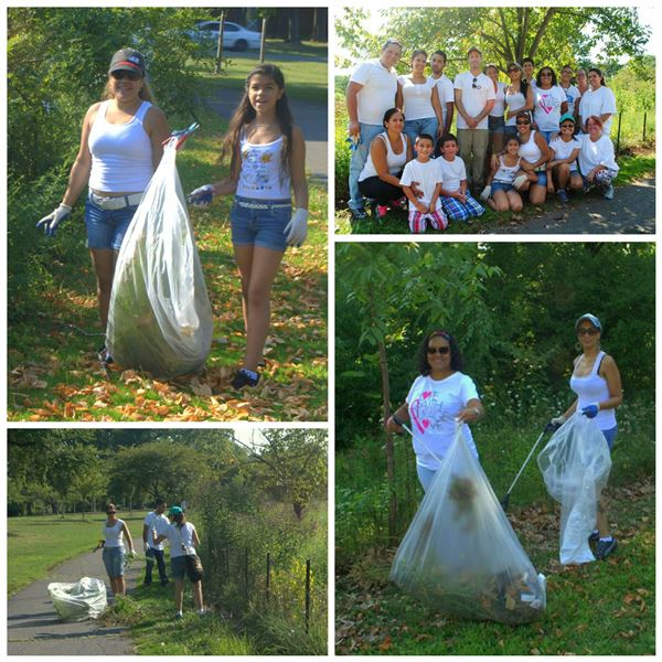 Union County NJ adopt a park opthamology