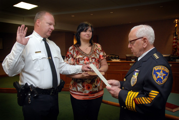 Union County Sheriff's Office Promotions – County of Union ...