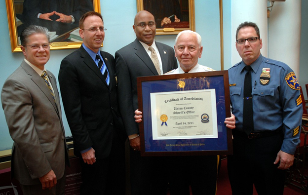 Union County Sheriff's Office Awarded CALEA Accreditation ...