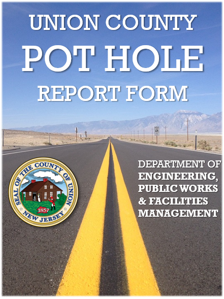 pot hole report form