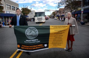 63rd Annual Halloween Parade in Linden, Union County NJ