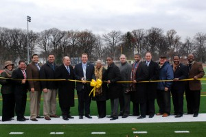 Warinanco Park Ribbon Cutting, Union County NJ