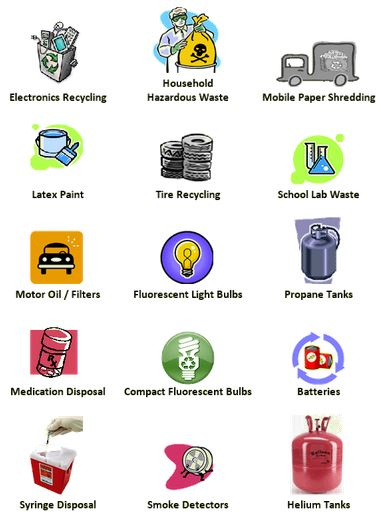 Union County NJ recycling image from website