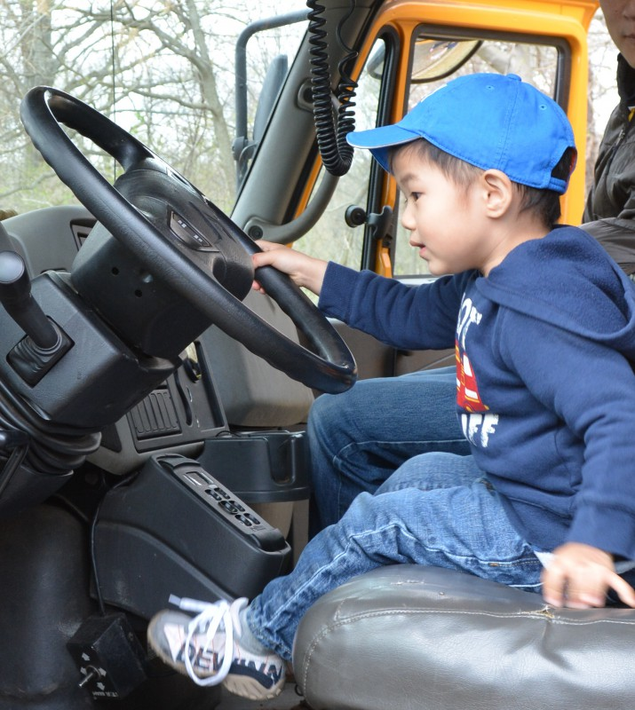 Touch a Truck Union County NJ
