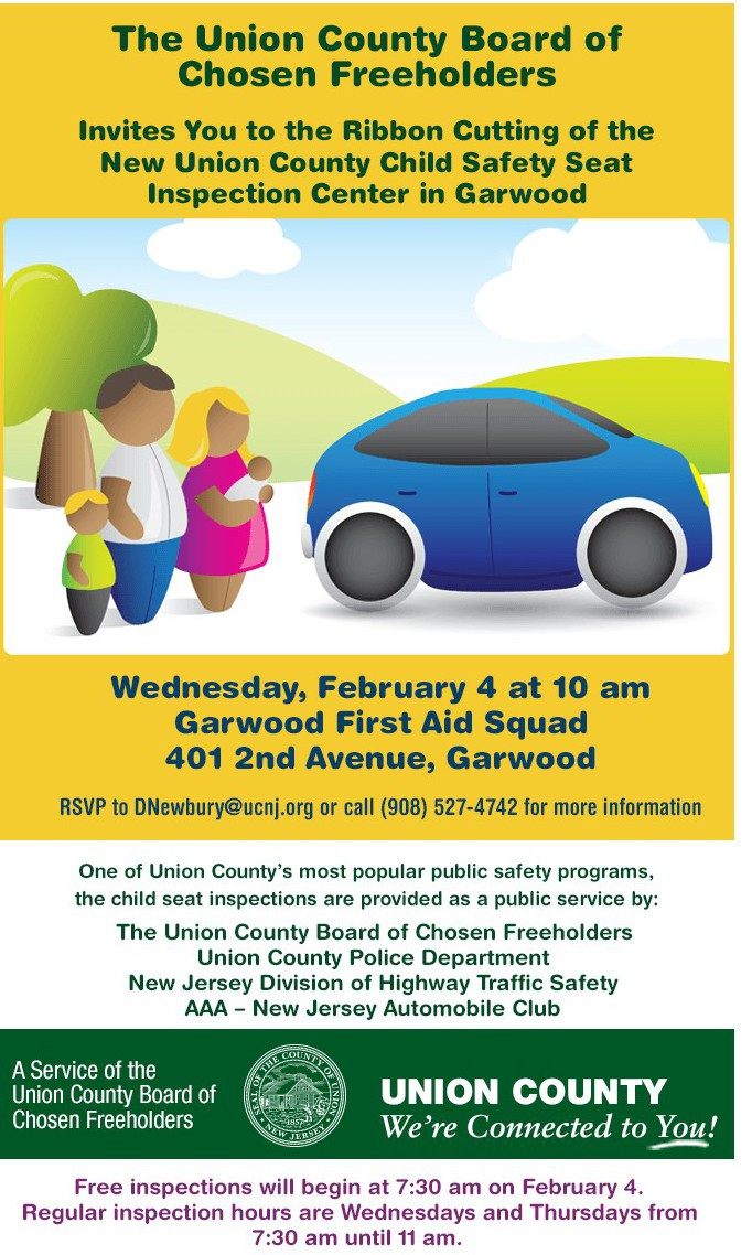 Join us for the Ribbon Cutting for the new Union County Child Safety ...