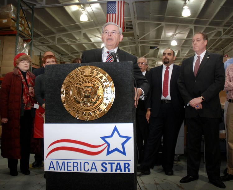 America Star unveiled in Union County NJ