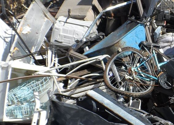scrap metal recycling available in Union County NJ