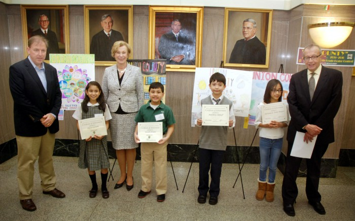 My County Poster Winners
