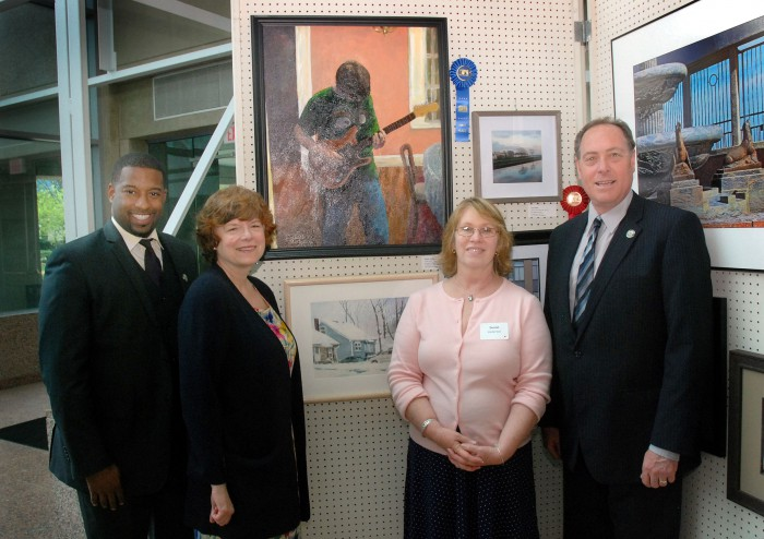 Union County NJ Employee Art Show - Professional Category