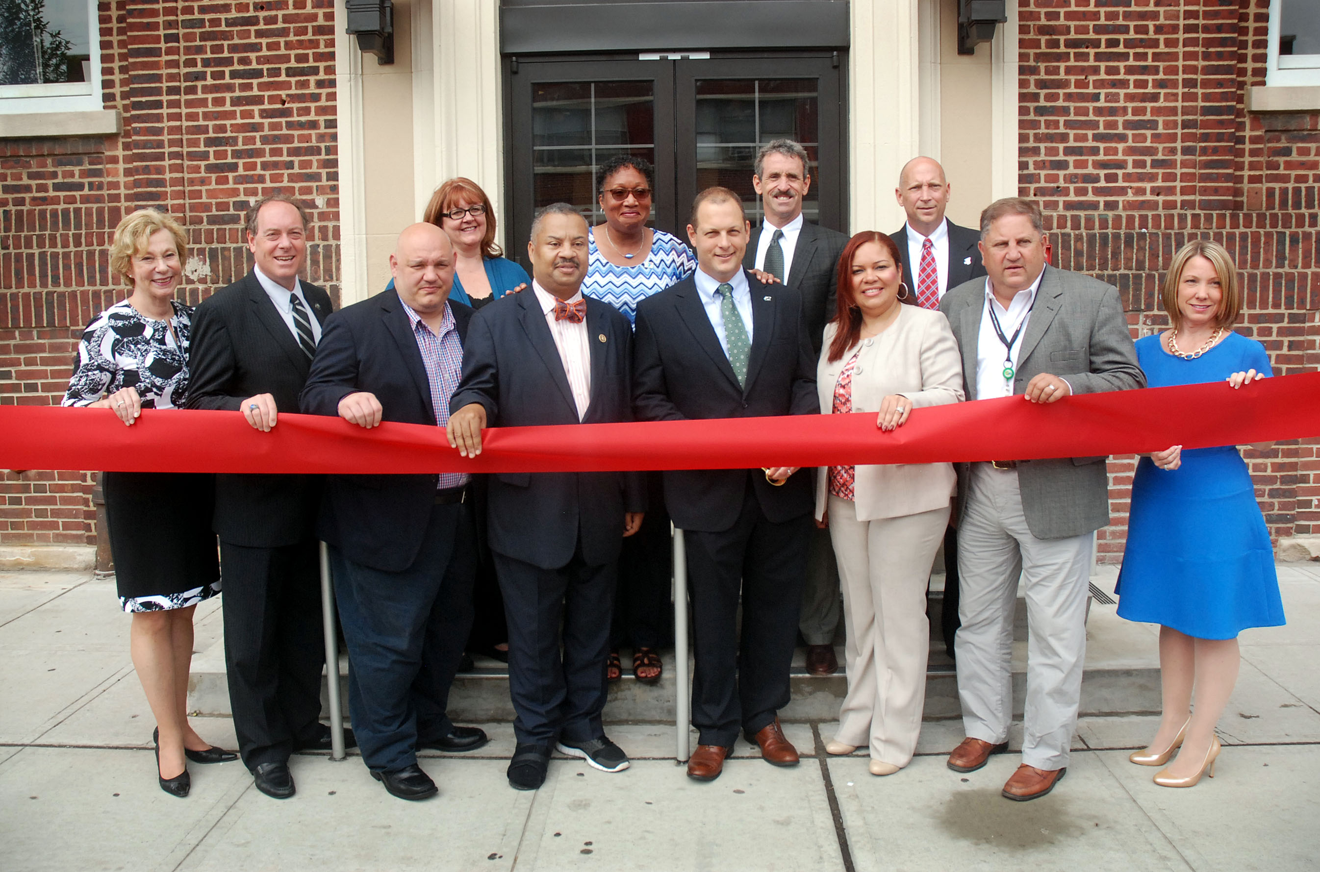 Grand Opening Of The Gateway Family Ymca Rahway Branch County Of Union New Jersey