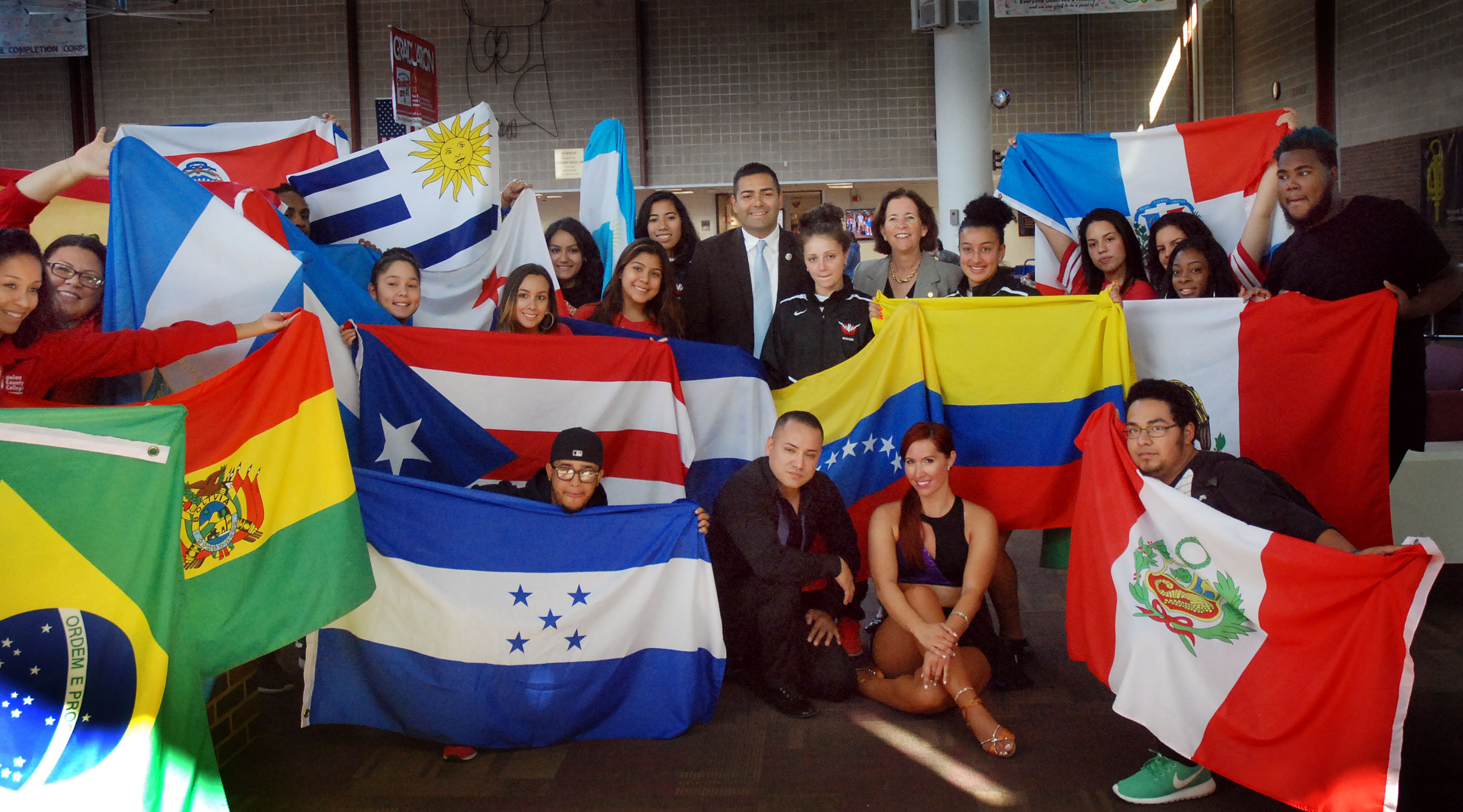 Union County College Celebrates Hispanic Heritage Month
