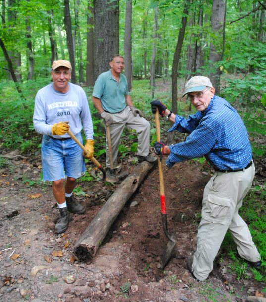 Union County NJ Trail Stewards (small group)