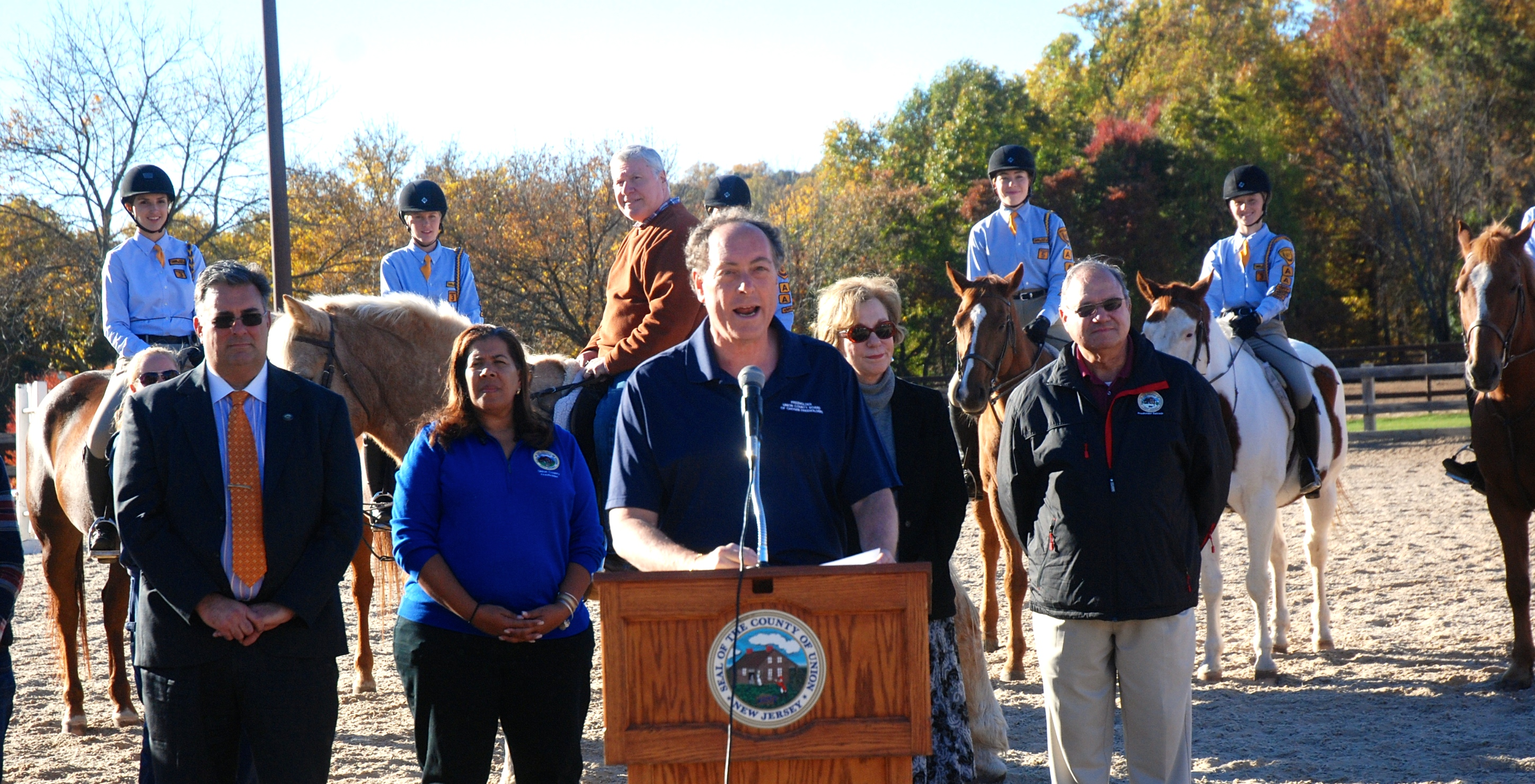 Watchung Stables Expansion Begins County Of Union New