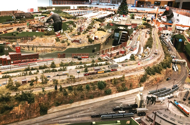 The Model Railroad Club Union County NJ