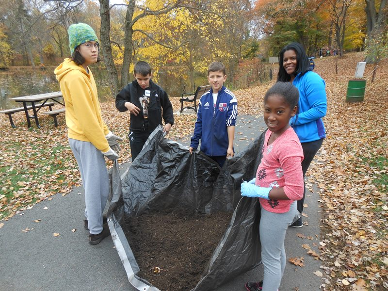 4-H  mulch group Union County NJ