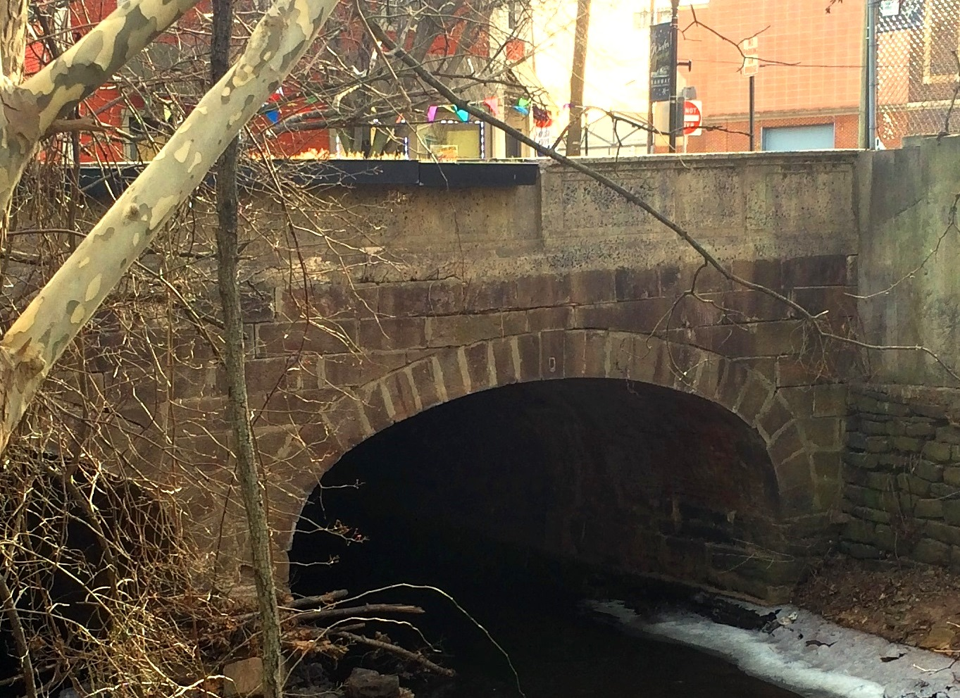 The Irving Street Bridge in Rahway is one of four bridge improvement projects to begin the engineering design phase.