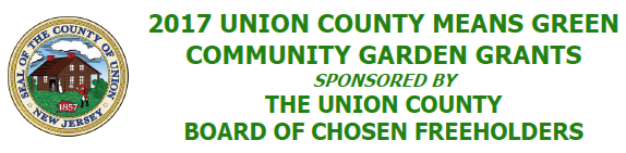 Union County Means Green Community Garden Grants County of Union