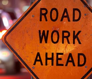 Road Work Sign NJDOT (cropped)