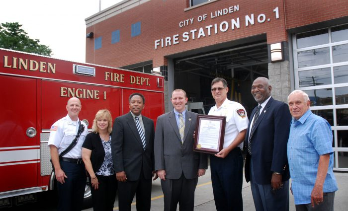 Linden FD 100th