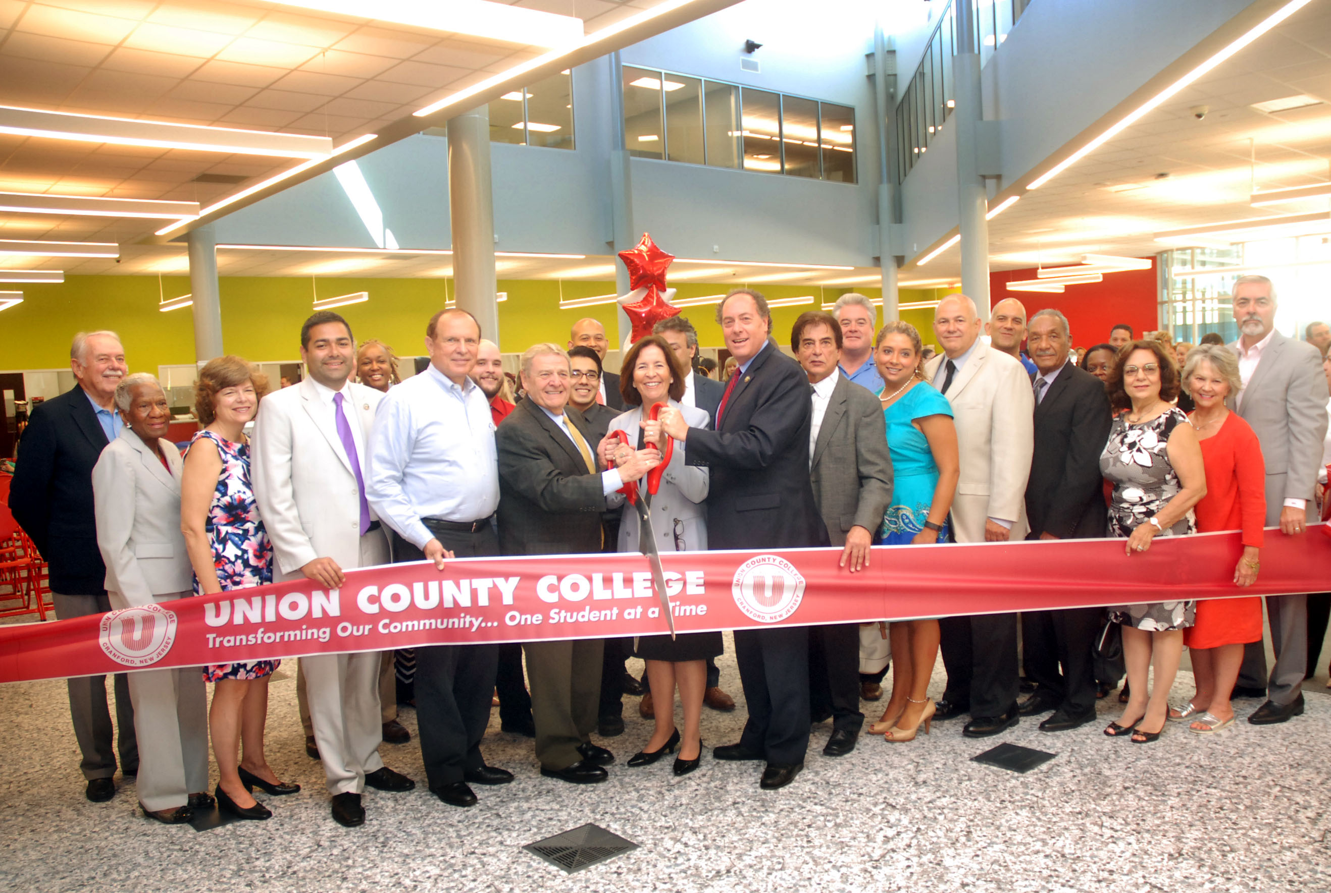 New jersey union county cranford - Union County Freeholder Chairman Bruce H Bergen Vice Chairman Sergio Granados And Freeholders Vernell Wright And Bette Jane Kowalski Joined Senator