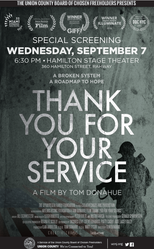 Thank You For Your Service Feature Documentary On War Trauma To