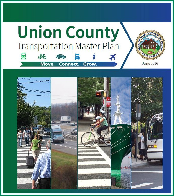 New Union County Transportation Master Plan Now Available
