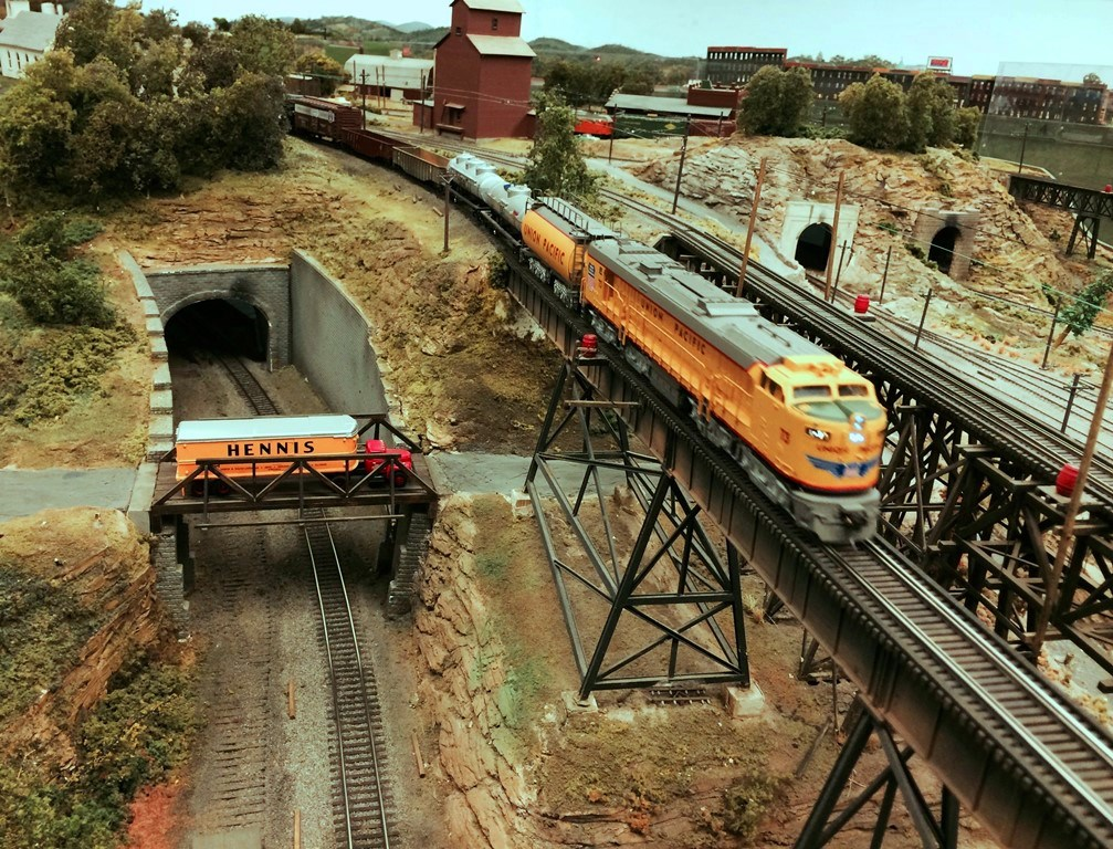 Free Workshop For Model Train Fans County Of Union New