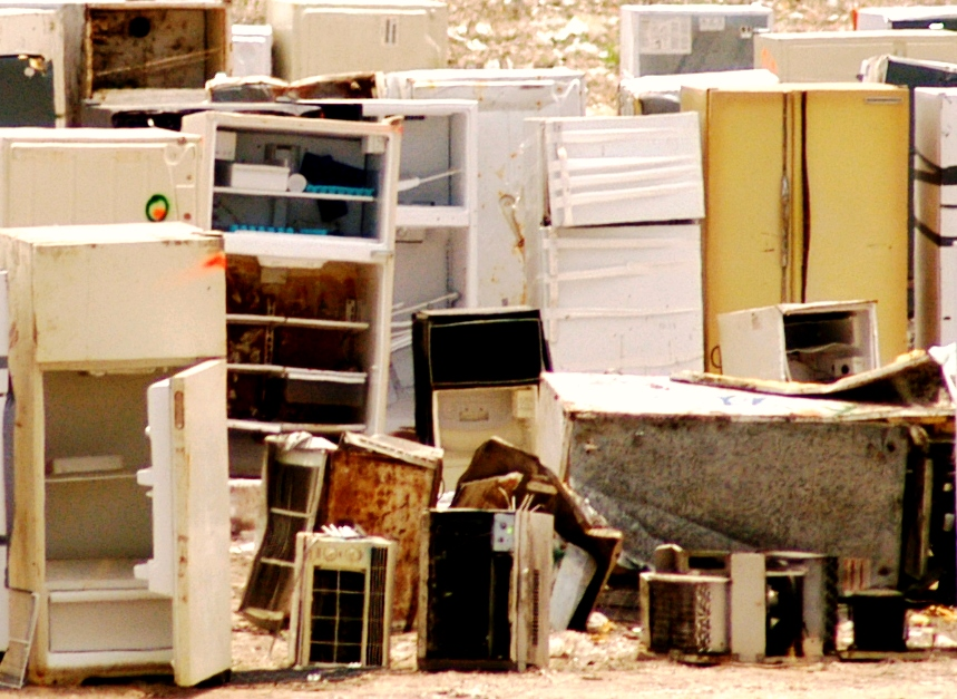 union county offers free scrap metal recycling