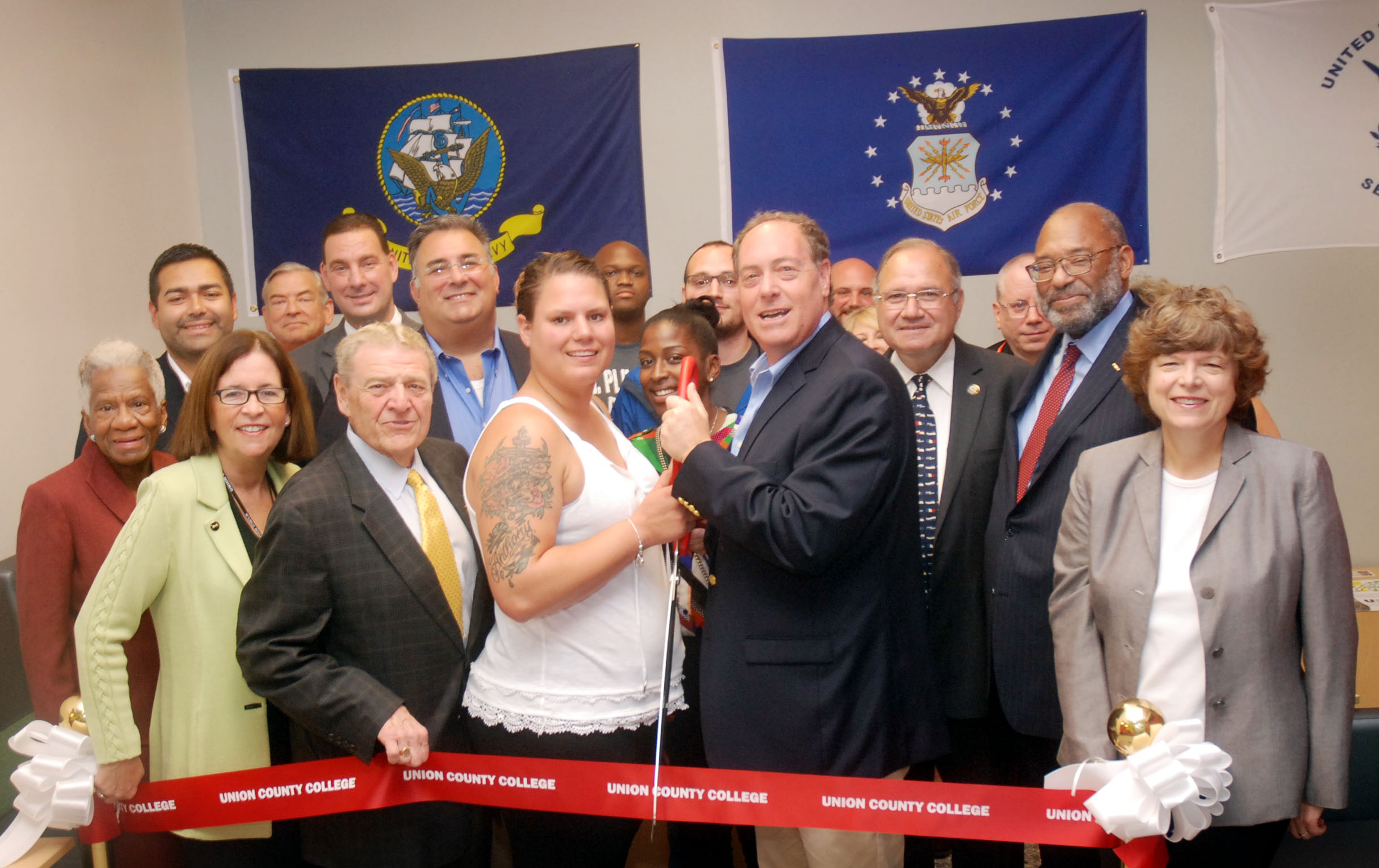 New jersey union county cranford - Union County College Opens Veterans Center On Cranford Campus Union County