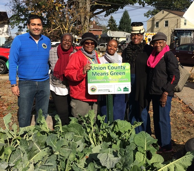 Union County Means Green 2018 Community Garden Grants County Of Union New Jersey