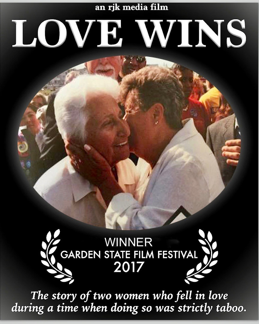 "Love Wins"" Documentary Screening in Recognition of LGBTQ History"