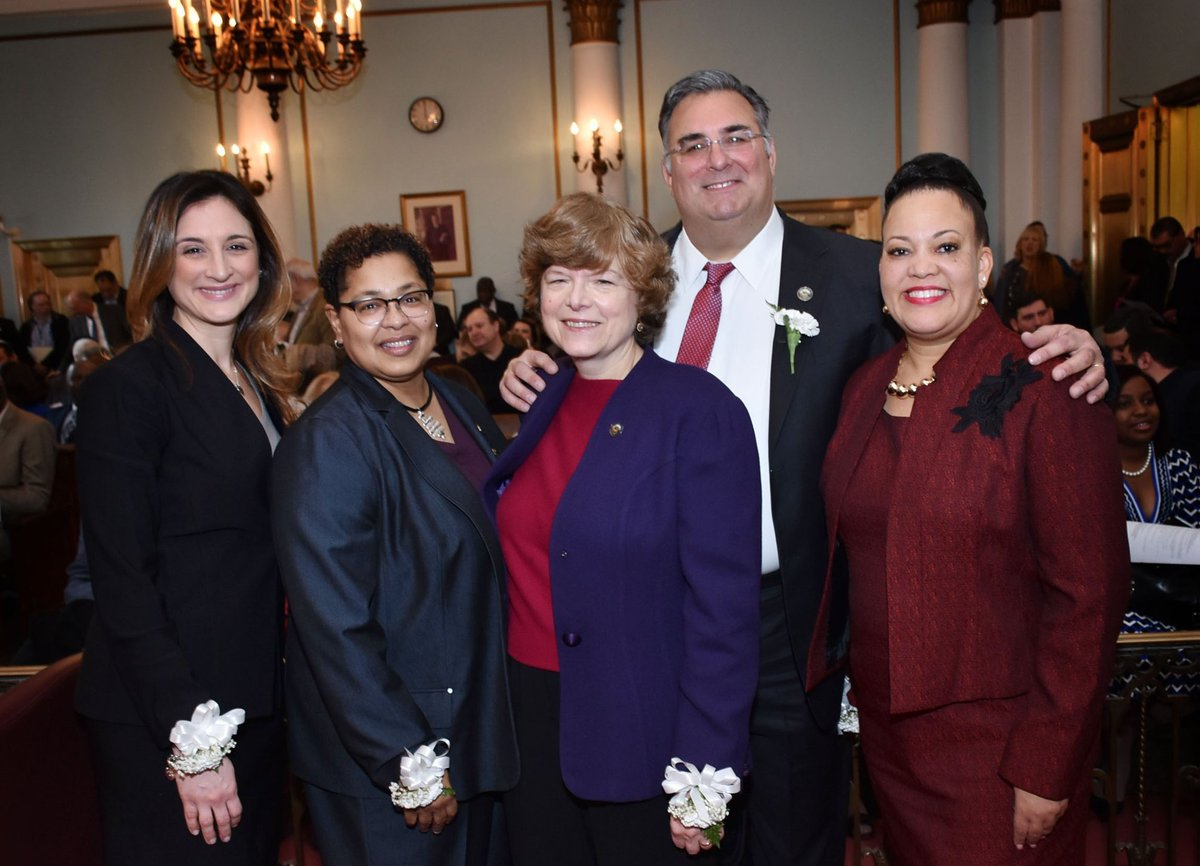 """Union county freeholder chair kowalski announces """"empowering union."""