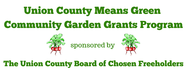 Union County Means Green – 2019 Community Garden Grants
